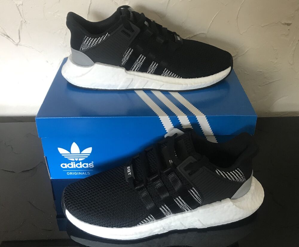 9317 Adidas Chaussures Sneaker Eqt Noir Support wfq8Y8nax0