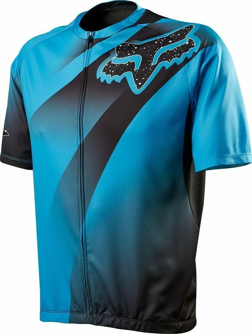 BNWOT FOX RACING MTB BIKE LIVEWIRE DESCENT JERSEY MEDIUM SIXSIXONE SCOTT CYCLING