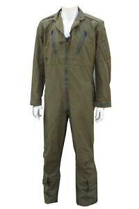 Genuine-British-Military-RAF-Flying-Suit-Pilot-Flyers-Authentic-MK14B-olive