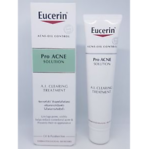 Eucerin Tinh Chất Giảm Mụn Sau 1 Tuần ProAcne AI Clearing Treatment (40ml)