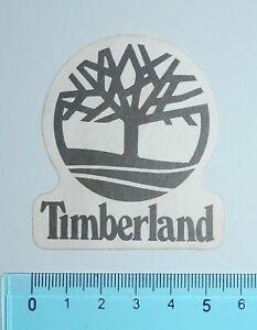 ADESIVO-VINTAGE-STICKER-AUTOCOLLANT-TIMBERLAND-ANNI-039-80-6x5-cm