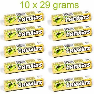 10-x-CHEWITS-ICE-CREAM-Flavor-Chewy-Candy-10-x-29g-1oz