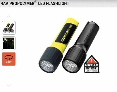 30 Lumens Streamlight 62302 3N LED Flashlight with White LEDs Black