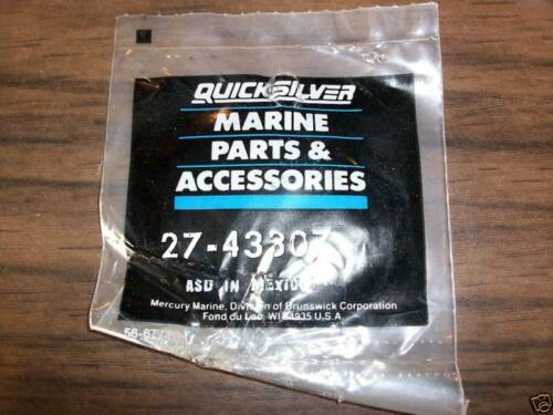 QUICKSILVER GASKET  PART # 27-43307