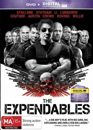 1 of 1 - The Expendables (DVD, 2014)