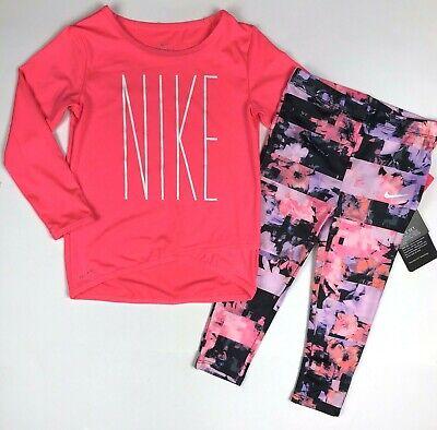 nike 2 piece legging set