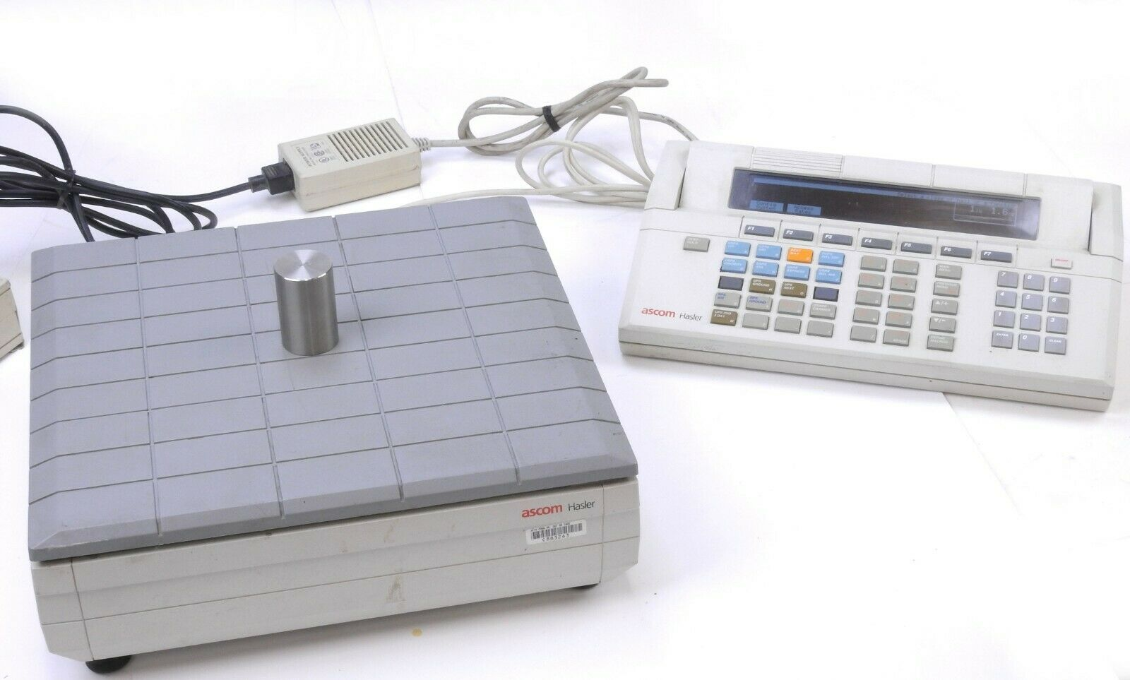 Ascom Hasler (aka Quadient, Neopost) Shipping Mailing System AH100