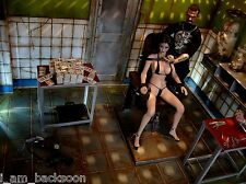 1/6 12'' CUSTOM GERMAN WW2 PHICEN HOT TOYS BASE Avengers 1 Suicide Squad Diorama
