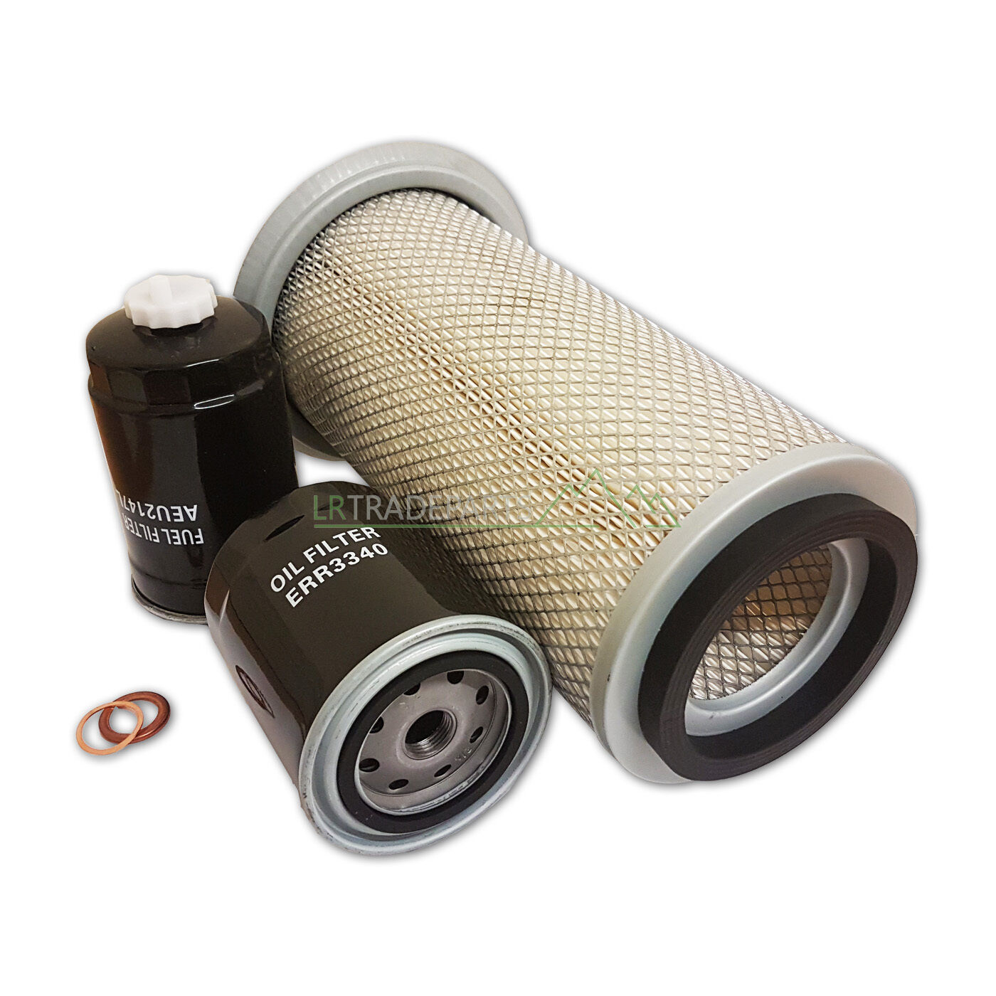Land Rover Discovery 1 Early 200 TDi Air Filter Element 89-92