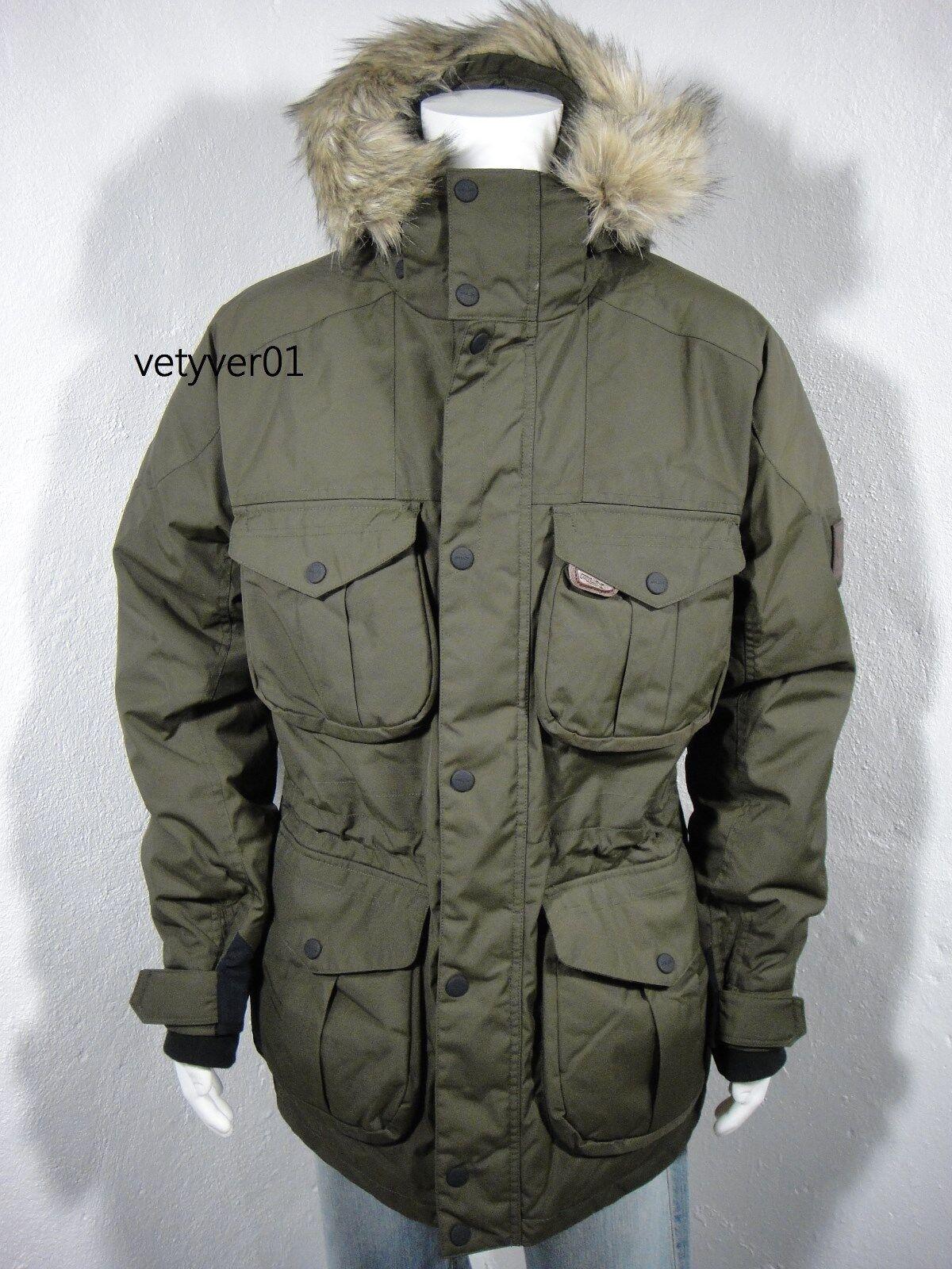 ... New Polo RALPH LAUREN Fur RLX Ranger Military Fur LAUREN Trim Hooded Down  Parka Grün ... 0995ac3731
