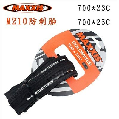 1Pair Maxxis 700*23//25C Foldable Tires Puncture Resistant Tiye for Road Bike MTB