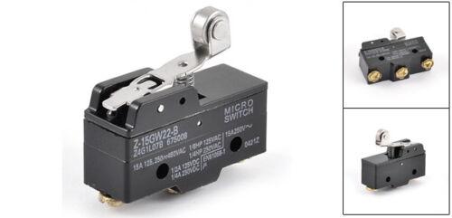 ROTELLA IN PLASTICA FINECORSA MICRO INTERRUTTORE Z-15GW22-B