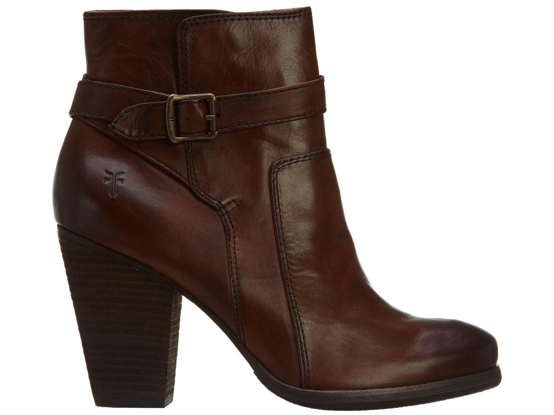 Frye Patty Equitación Equitación Equitación botaie Mujer 3476983-RDD rojowood Cuero botas Zapatos Talla 9.5  tiempo libre