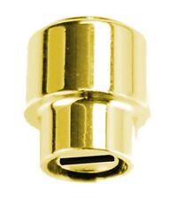 GOLD BARREL KNOB SWITCH SELECTOR TIP FOR FENDER TELE TELECASTER GUITAR & OTHER
