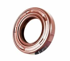 Eai Viton Oil Shaft Seal 43x75x10mm Grease Dbl Lip With Stainless Steel Spring
