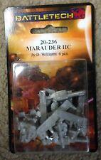 Classic Battletech: Marauder IIc Mech 20-236 NISB