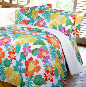 BALI-Dotted-Floral-White-Embroidered-SINGLE-Size-Quilt-Doona-Cover-Set