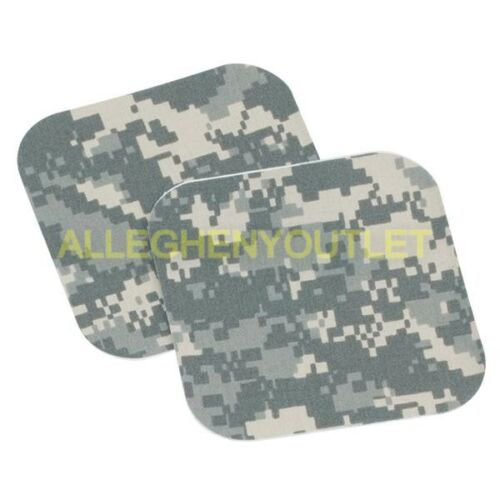 US ARMY MILITARY SOT ACU REPAIR PATCH ADHESIVE NO IRON 4 x 4 NEW LOT of 10
