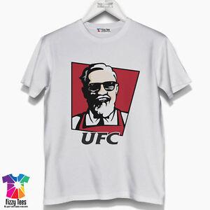 bf1baca0 Conor McGregor T-Shirt - MMA Boxing Fight Men's Fan T-Shirt UFC | eBay