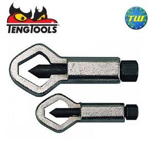 Teng-Tools-2pc-Broken-Nut-Splitter-Set-coince-endommage-Split-Cracker-5-27-mm-NS02