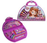 Disney Sofia The First Arts And Crafts For Kids Activity Toys Girls 49 Pieces