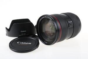 CANON EF 24-70mm f/2,8 L II USM - SNr: 0115000175