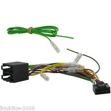 CT21JV05 JVC 16 PIN - ISO KW-AVX740 HEAD UNIT REPLACEMENT STEREO POWER LEAD CAR