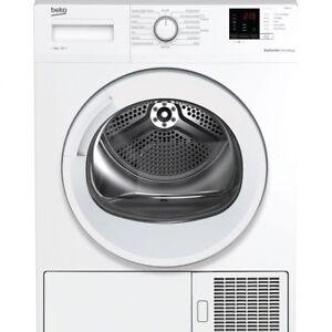 Asciugatrice-a-pompa-di-calore-8kg-A-Bianco-Beko-DRX822W