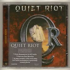 QUIET RIOT - SELF TITLED - ROCK CANDY REMASTERED EDITION - FACTORY SEALED CD