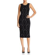 Michael Michael Kors Floral Jacquard Sheath Dress Size S # 4b 36
