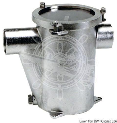 Osculati Kühlwasserfilter RINA AISI 316 RINA Kühlwasserfilter 1