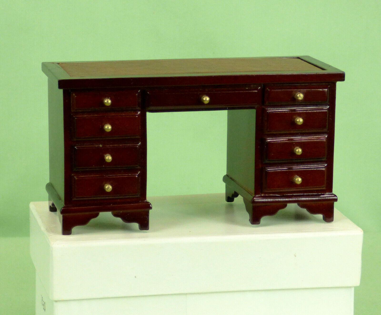caliente 413 Vintage Casa De Muñecas Muñecas Muñecas En Miniatura fantástico Oficina de Mesa de mercancía 7680  la mejor selección de