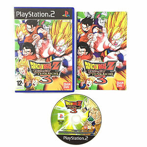 Details about Game Dragon Ball Z Budokai Tenkaichi 3 PS2 on Console Sony  PLAYSTATION 2
