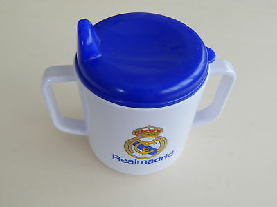 Other Baby Dishes Taza NiÑo Antivuelco Producto Oficial Real Madrid ! @@ Envio Gratis @@ Warm And Windproof