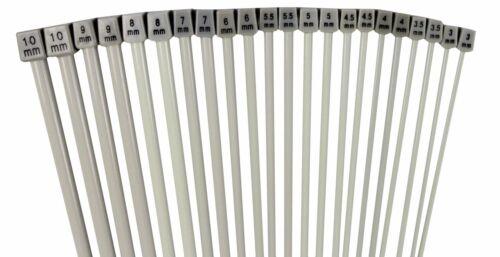 Ferri da Maglia Maglieria Filati Gomitoli Lana//Cotone 3mm - 10mm da GELSTORE