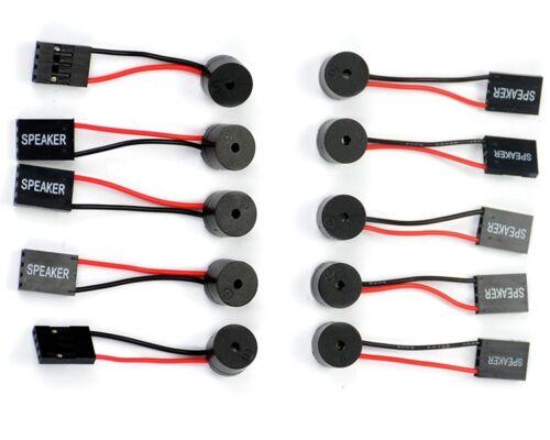 2//5//10 Stks Motherboard PC Interanal BIOS Mini Onboard Case Alarm Buzzer Speaker