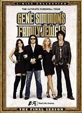 Gene Simmons Family Jewels: The Final Season (DVD, 2013, 3-Disc Set)
