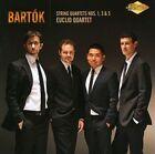Bart¢k: String Quartets Nos. 1, 3 & 5 (CD, Apr-2013, Artek)