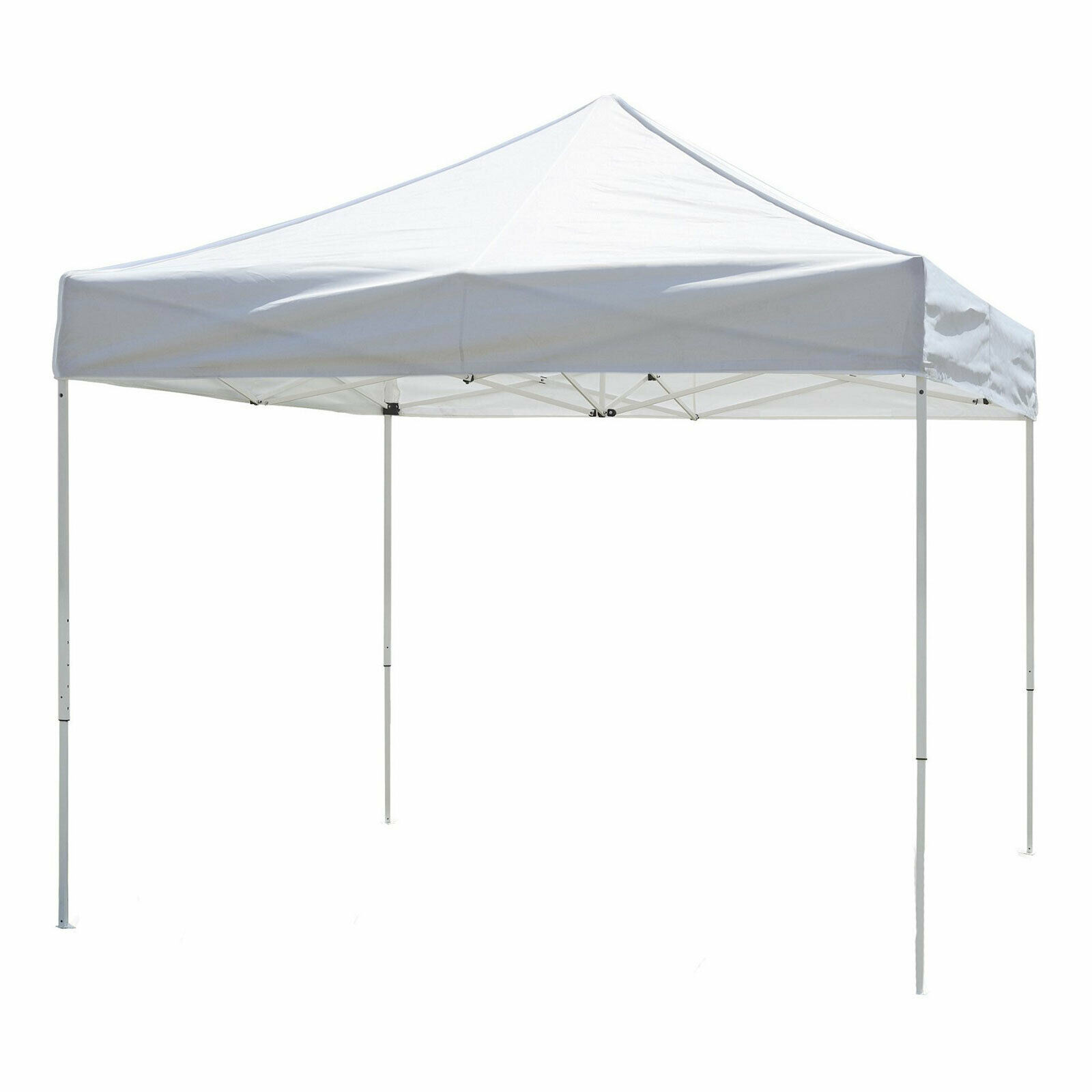 Z-Shade  Venture 10 x 10 Foot Lawn, Garden & Event Outdoor Portable Canopy, White  online cheap
