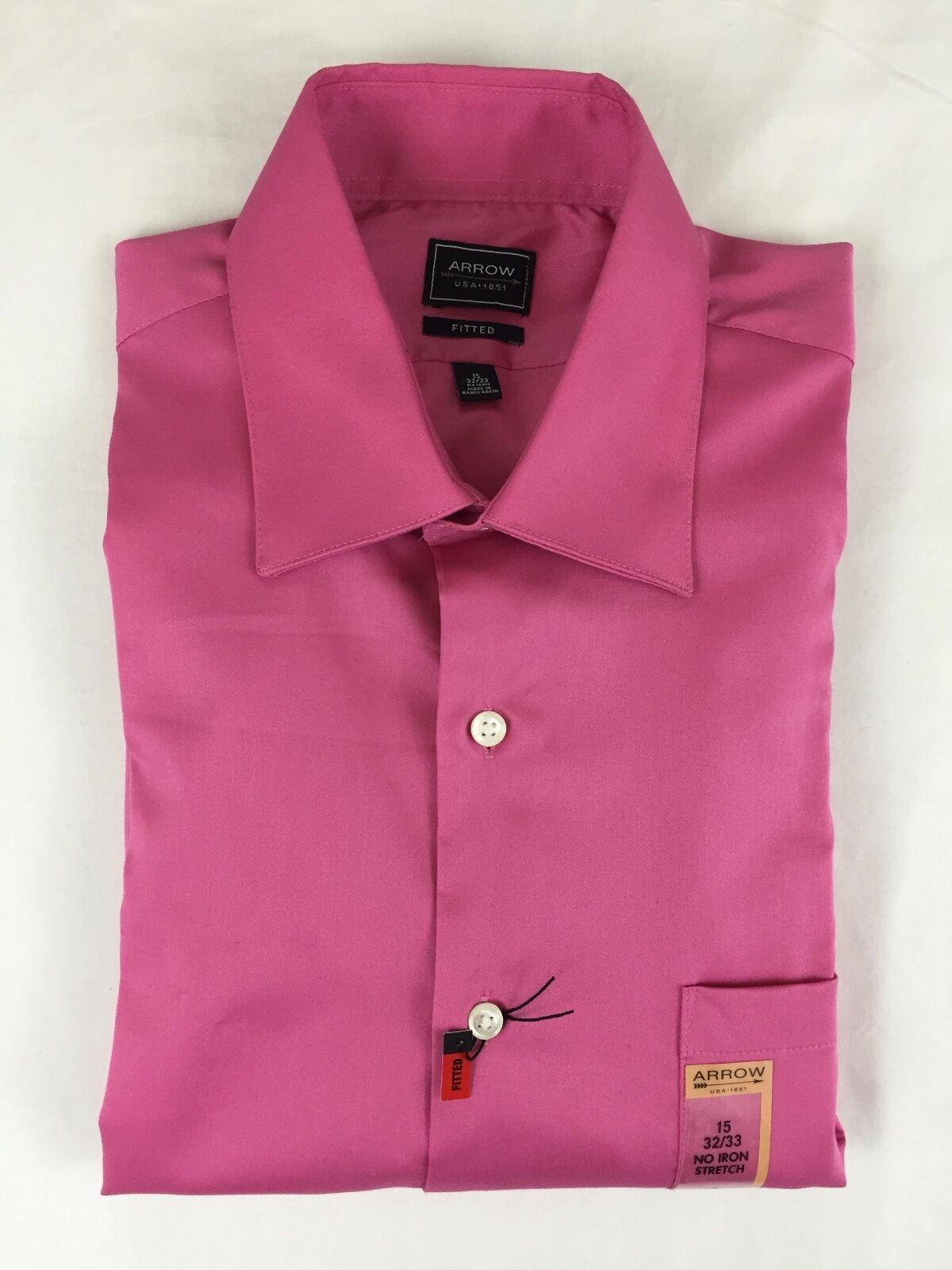 0642e827 Mens Bright Pink Dress Shirt | Top Mode Depot