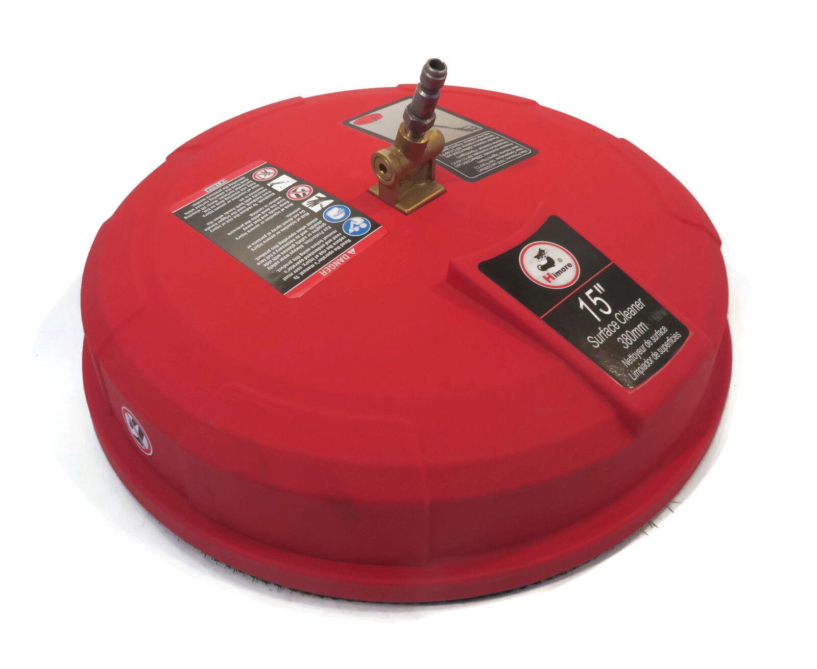 15  limpiador de súperficie Accesorio para agua a presión de alimentación Homelite Arandela 3300 Psi