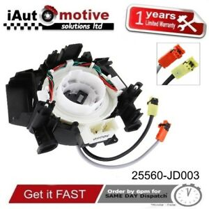 Combination-Switch-Clock-Spring-Squib-Spiral-Cable-For-Nissan-Qashqai-Murano-350