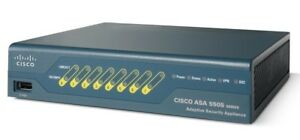 New-Open-Cisco-ASA5505-UL-BUN-K9-Firewall-SW-UL-Users-8-ports-3DES-AES