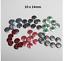 10-Stueck-14mm-ALFA-ROMEO-Schluessel-Fernbedienung-Emblem-Logo-Aufkleber-Neu Indexbild 1