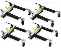 Pro Go Under Car Jack Lift Heavy Duty Hydraulic Car Dolly Set Of 4pc 1500lbs on sale