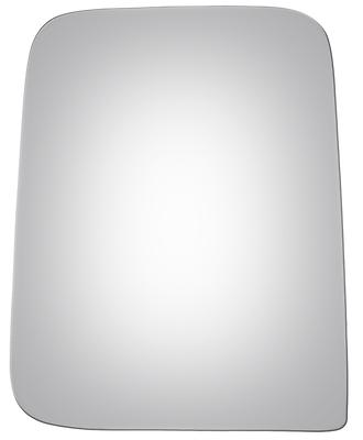 New Door Mirror Glass Replacement Passenger Side For Jeep Wrangler 87-02
