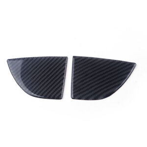 LIZONGFQ Zhang Asia Car Front Bumper E Trim Cover Cap Fit For Mazda 3 Axela 2014-2017 BHN1-50-101 BHN1-50-102 Color : Black