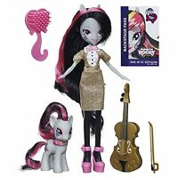 My Little Pony Equestria Girls Octavia Melody Doll And Pony Set , New, Free Ship on sale