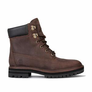 Damen-Timberland-London-Square-6-Inch-Boots-taupe-grau