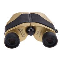 Outdoor Travel 80 x 120 Zoom Folding Day Night Vision Binoculars Telescope+Bag P